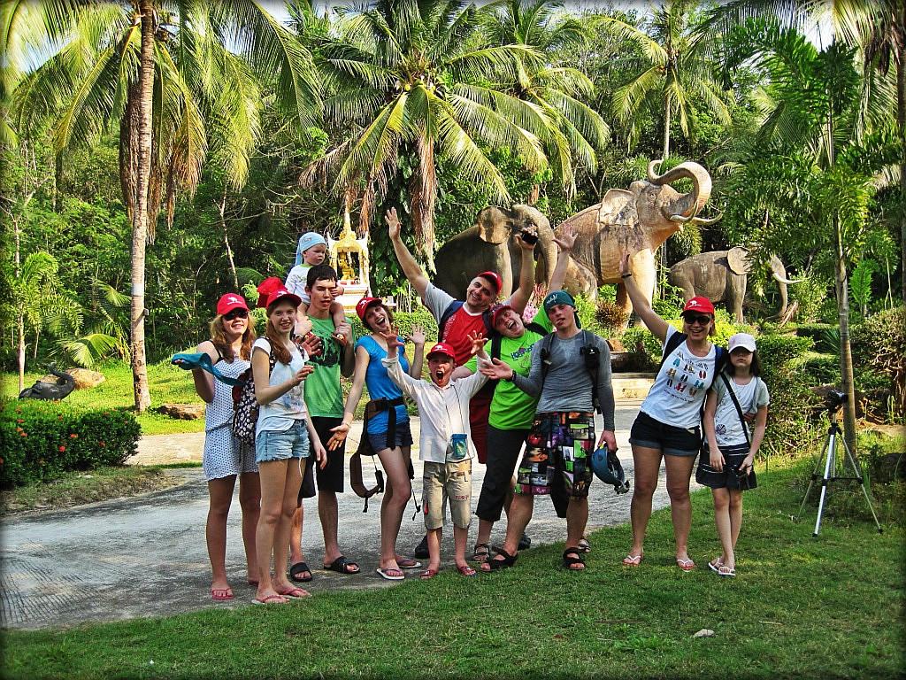 Активный отдых в Таиланде