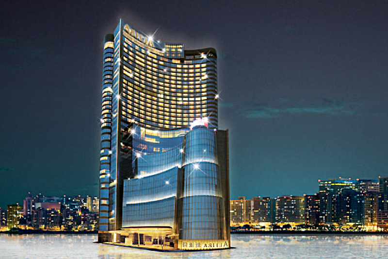Crown Macau 5*****