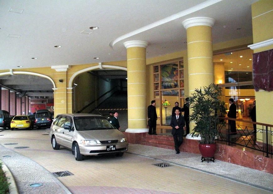 Best Western Hotel Tapia Macau 3***