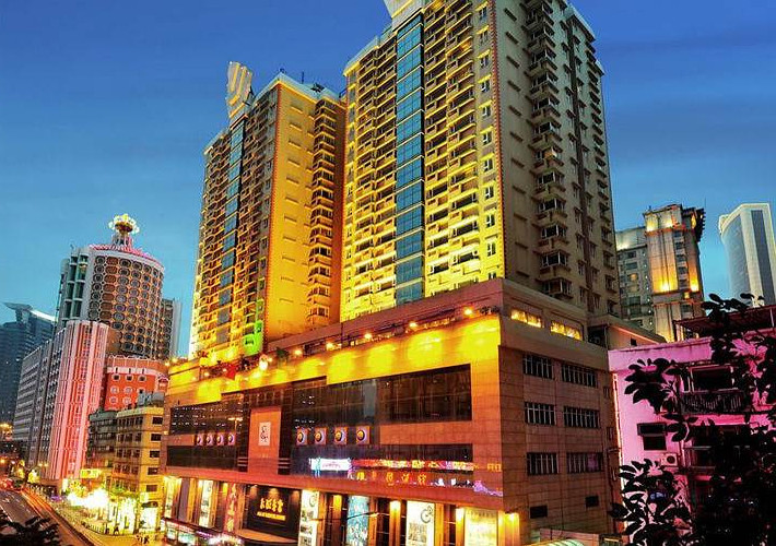 Beverly Plaza Hotel Macao 4****